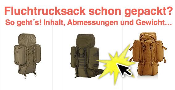 Fluchtrucksack