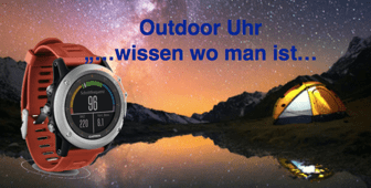 GPS-Outdoor-Uhr-Widget