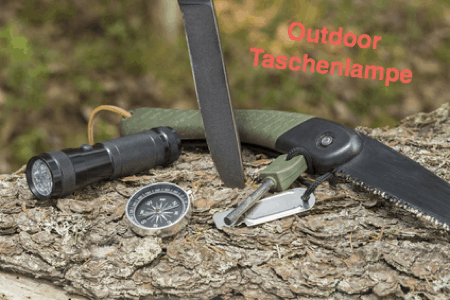 Outdoor Taschenlampe
