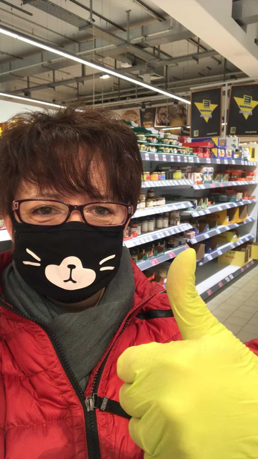 Prepper-Shop.org Corona #WirbleibenzuHause Desinfektion selber machen